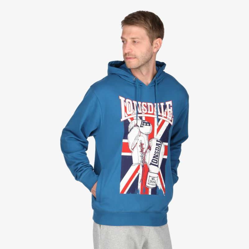 LONSDALE F21 Flagh Hoody