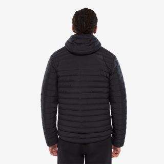 THE NORTH FACE M STRCH DWN HDIE TNF BLACK