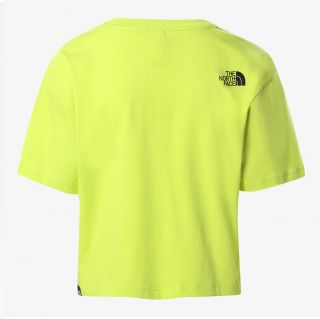 THE NORTH FACE W CROPPED FINE TEE