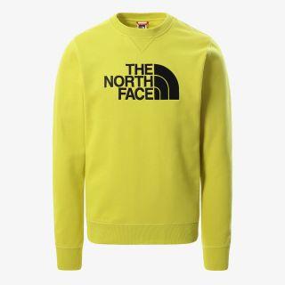 THE NORTH FACE M DREW PEAK CREW LT