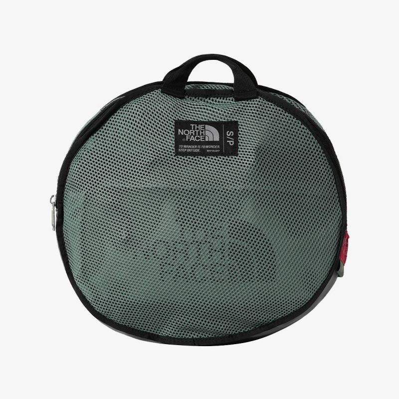 THE NORTH FACE BASE CAMP DUFFEL - S LRLWRTHGN/TNBLK