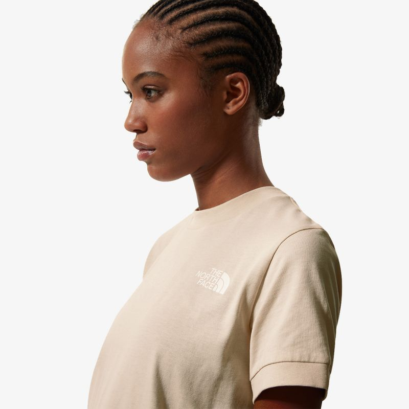 THE NORTH FACE W TEE DRESS