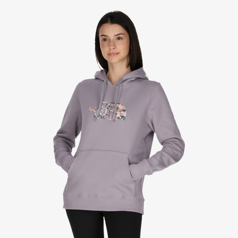 THE NORTH FACE W DREW PEAK PULL HD MLGY/LWGCVPTXPT
