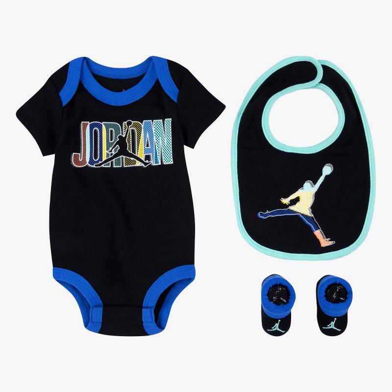 NIKE Jordan Bodysuit, Bib and Booties