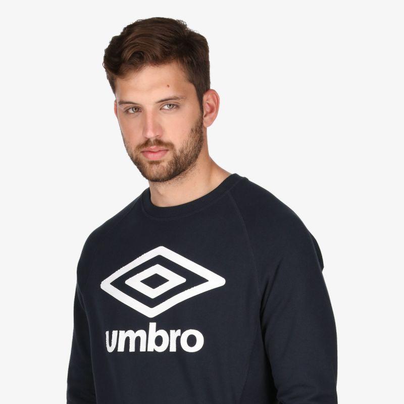 UMBRO BIG LOGO CREW