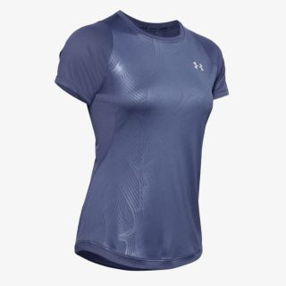 UNDER ARMOUR W UA Qualifier ISO-CHILL Embossed Short