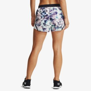 UNDER ARMOUR W UA Fly By 2.0 Printed Short
