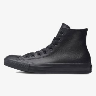 CONVERSE CT AS HI BLACK MONO