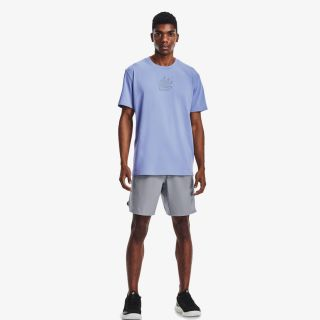 UNDER ARMOUR Men's Curry Embroidered UNDRTD T-Shirt