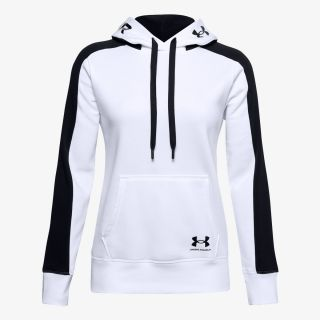 UNDER ARMOUR Rival Flece Grphic CB Hoodie