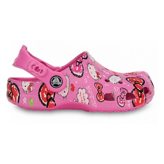 CROCS Papuče CROCS HELLO KITTY GOOD TIMES C EU 15780