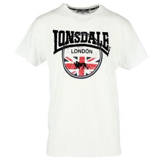 LONSDALE LNSD FLAG F19 TEE