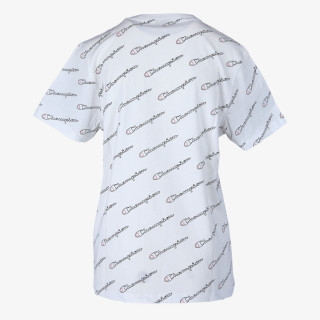 CHAMPION ALL OVER T-SHIRT