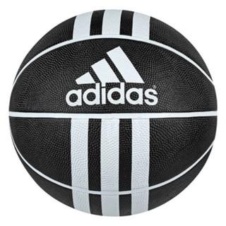 ADIDAS Lopta 3 STRIPES RUBBER BASKETBALL