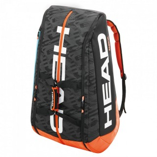 HEAD Torba RADICAL 12R MONSTERCOMBI BKOR