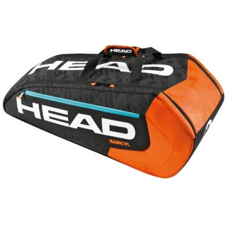 HEAD Torba RADICAL 9R SUPERCOMBI BKOR