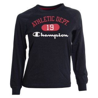 CHAMPION Majica dugih rukava LONG SLEEVE T-SHIRT