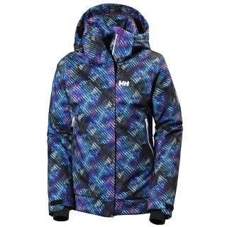HELLY HANSEN Jakna W SPRINT PRINTED JACKET