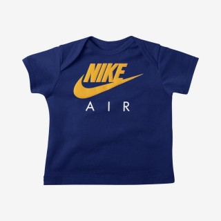 NIKE Majica YA SS GFX TOP - AIR INF