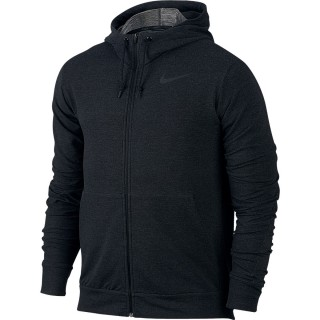 NIKE Dukserica DRI-FIT TRAINING FLEECE FZ HDY