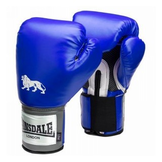 LONSDALE Rukavice LONSDALE PRO TRAIN GLV30 Blue