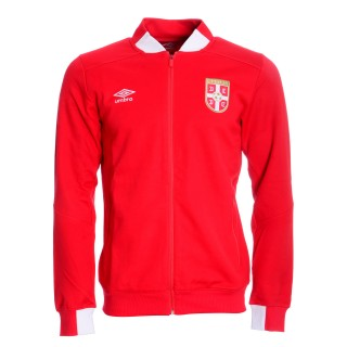 UMBRO Dukserica SERBIA WALKOUT JACKET