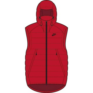 NIKE Prsluk M NSW DOWN FILL VEST