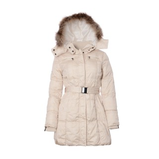 CHAMPION Jakna WOMEN'S LONG JACKET