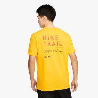 NIKE M NK DRY TEE TRAIL