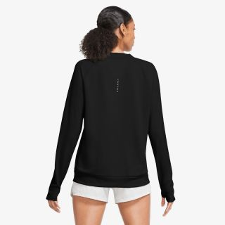 NIKE W NK SWOOSH RUN TOP CREW