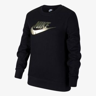 NIKE Nike Sportswear Big Kids' (Girls') French Terry Crew