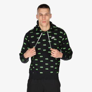 NIKE Nike NSW CLUB HOODIE SCRPT