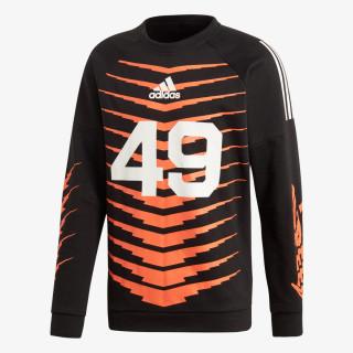 adidas M ID FL GRFX CR
