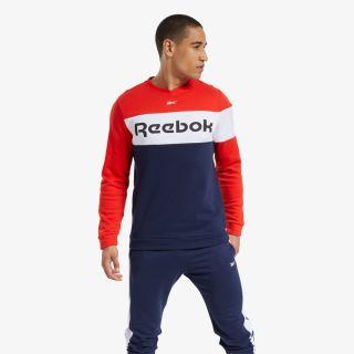 Reebok TE LL FLC Crew