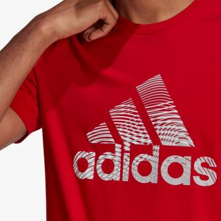 adidas adidas MEN EXTRUSION MOTION PUFF TEE