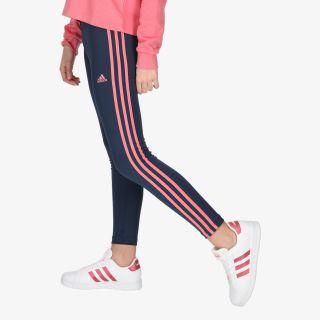 adidas adidas GIRLS D2M 3 STRIPES TIGHTS