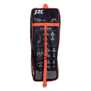 J2C SET MASK, SNORKEL AND FINS