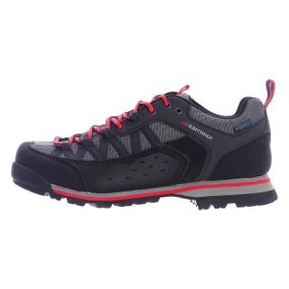 KARRIMOR Cipele SPIKE LOW WEATHERTITE BLACK/RED