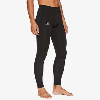 SALOMON AGILE WARM TIGHT M Black
