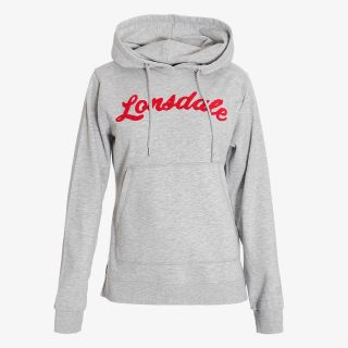 LONSDALE LONSDALE RETRO LADY HOODY