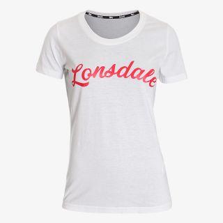 LONSDALE LONSDALE RETRO LADY 2 T-SHIRT