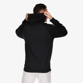LONSDALE LONSDALE BLK LION HOODY