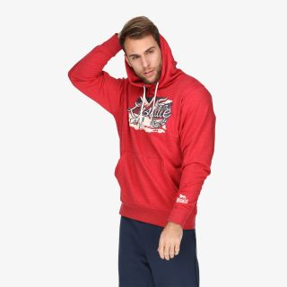LONSDALE LONSDALE RETRO FLAG HOODY