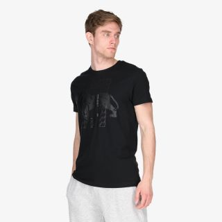 LONSDALE LONSDALE S21 BLACK TEE