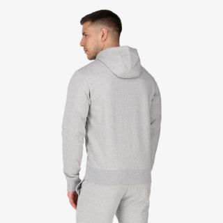 NEW BALANCE Essentials Stacked Full Zip Hoodie