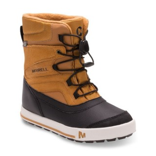 MERRELL Čizme ML-Boys Snow Bank 2.0 WTRPF