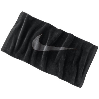 NIKE NIKE SPORT TOWEL L BLACK/ANTHRACITE