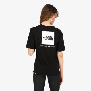 THE NORTH FACE W BF REDBOX TEE