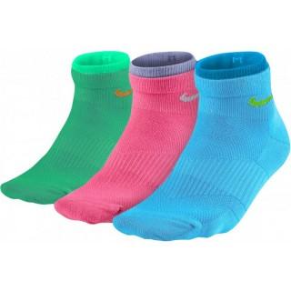 NIKE Čarape 3PPK WOMEN'S LIGHTWEIGHT QUART