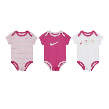 NIKE NKG SS 3PC BODYSUIT SET